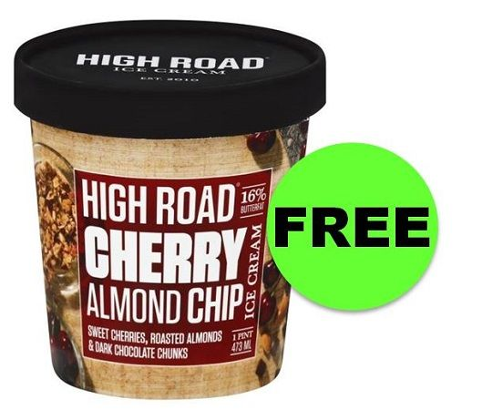 {**Update: NLA**) Print Quick for a FREE Pint of High Road Ice Cream {Reg. $5.29} at Publix!