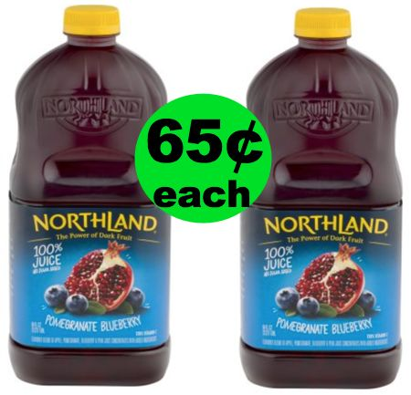 Northland 100% Juice Is Only 65¢ Each at Publix! ~ Starts Weds/Thurs!