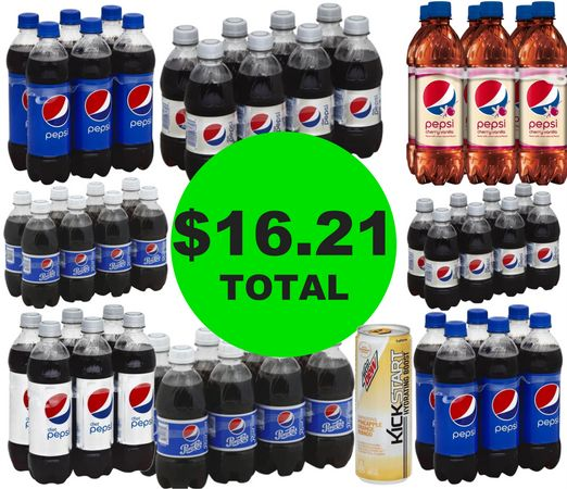 Pick Up Pepsi 6 or 8 Packs for $2.03 Each at Publix! ~ Starts Weds/Thurs!