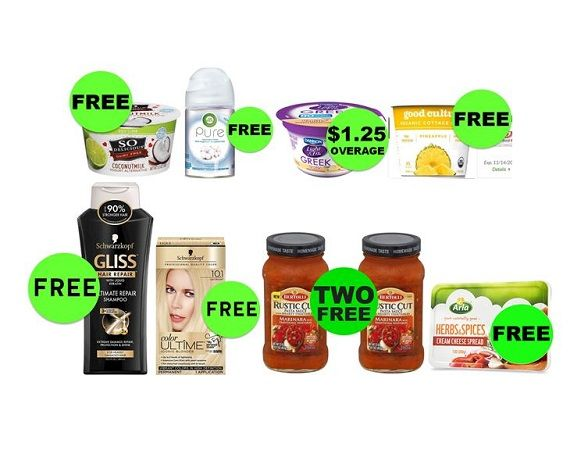 FREEbie Shopping Time:  NINE (9!) FREEbies & Fourteen (14!) Deals $0.69 Each or Less at Publix! ~ Starts Weds/Thurs!