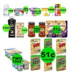 Get Ready for Nineteen (19!) FREEbies plus $2.32 in Overage & NINE (9!) Deals Just $0.69 Each or Less at Publix! ~ Ad Starts Today!