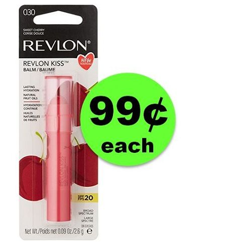Nab 99¢ Revlon Kiss Balm at CVS! ~ Right Now!