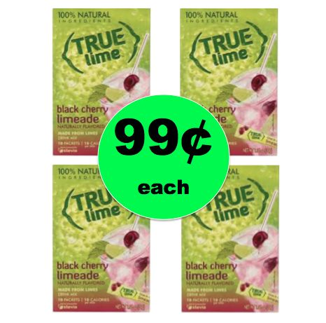 Enjoy Cheap Refreshment with 99¢ True Citrus Drink Mix at Target! ~Right Now!