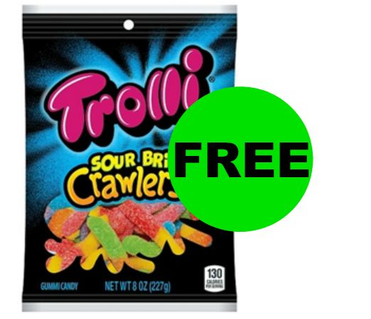 Sweet & Easy! FREE Trolli Candy {No Coupon Needed} at CVS! ~ Happening NOW!