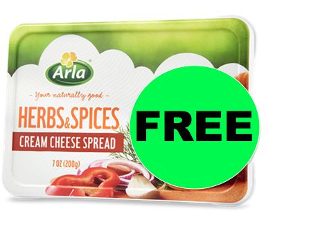 Need More Cream Cheese?! Arla Cream Cheese As Low As FREE at Publix! ~ NOW!