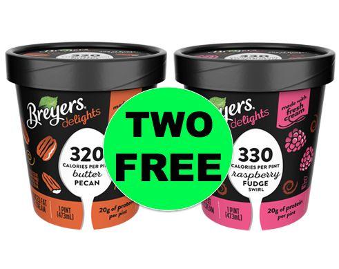 FREE-FREE Breyer's Delights at Winn Dixie! ~Starts Wednesday!