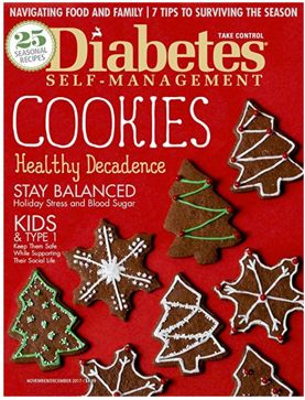 FREE One-Year Subscription to Diabetes Self-Management Magazine