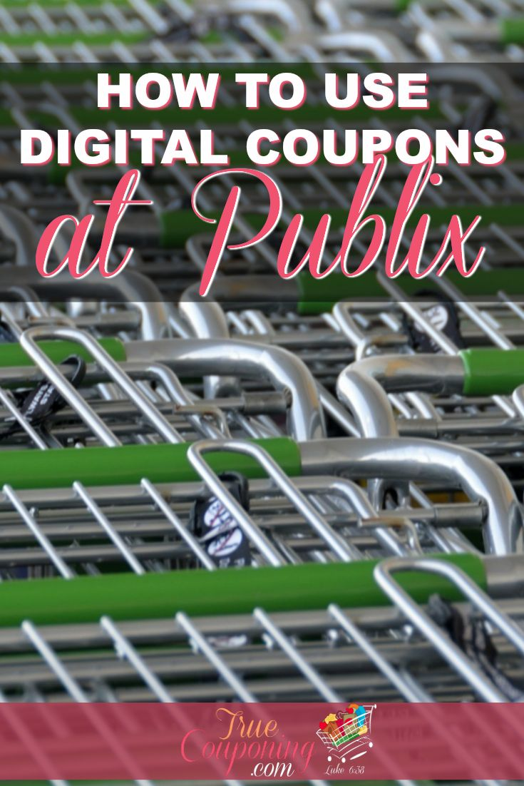 How to Use Digital Coupons at Publix   Saving with coupons does not have to be with paper and scissors. Learn how to save at Publix with a quick