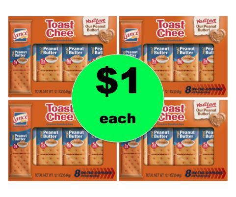 Don't Miss the Deal on $1 Lance Sandwich Crackers at Winn Dixie! ~Fri/Sat/Sun ONLY!