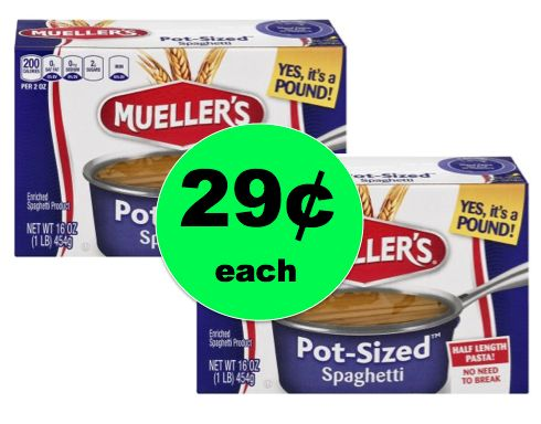 Mama Mia! Mueller's Pasta Only 29¢ Each at Winn Dixie! ~Starts Tomorrow!