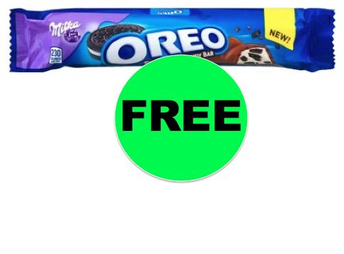 Last Chance to Pick Up Your FREE +40¢ Money Maker Oreo Milka Candy Bar at Walgreens! ~ Ends Today!