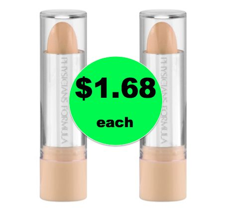Cheap Cover Up! Get Physician's Formula Concealer Stick ONLY $1.68 Each at Walmart! ~Right Now!