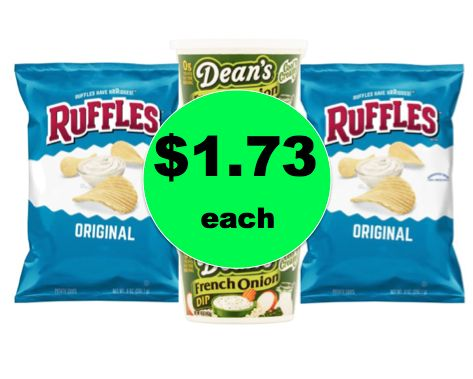 Bring on the Party with This Deal on Chips & Dip at Winn Dixie! ~Starts Tomorrow!