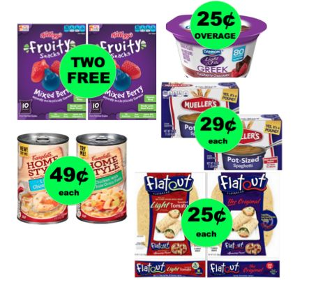 FIVE (5!) Deals 49¢ Each or Less {Some as low as FREE!} at Winn Dixie ~ Ad Starts Today!