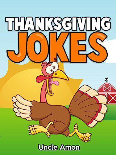 FREE Thanksgiving Jokes eBook!