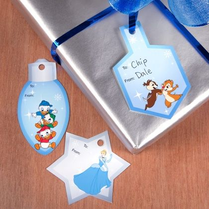 FREE Disney Printable Gift Tags!
