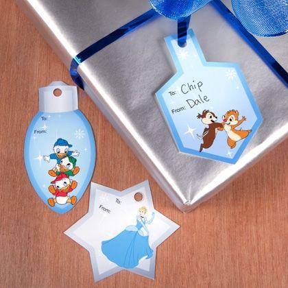 FREE Disney Printable Gift Tags!
