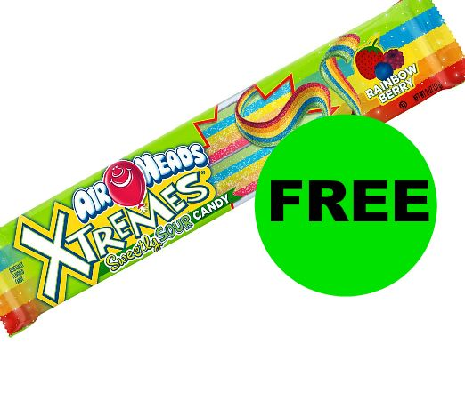 Did You Get Your FREE AirHeads Candy or Gum {No Coupon
