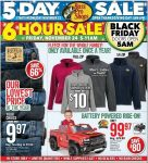 Bass Pro Black Friday Ad Scan 2017 {$10 Jeans & Jackets!}