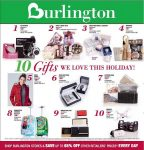 Burlington Black Friday Ad Scan 2017 {Toys & Beauty Gift Sets Under $5!}