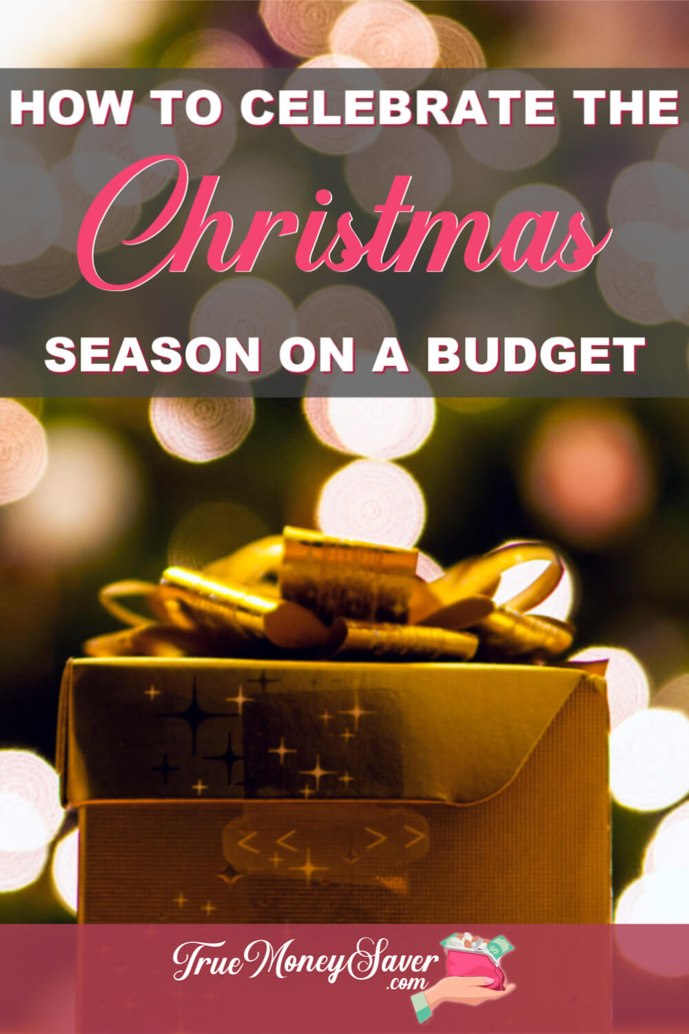 Your Christmas budget may be \