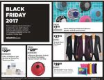 Groupon Black Friday Ad Scan 2017 {$30 Hardside Spinner Carry-On Luggage!}