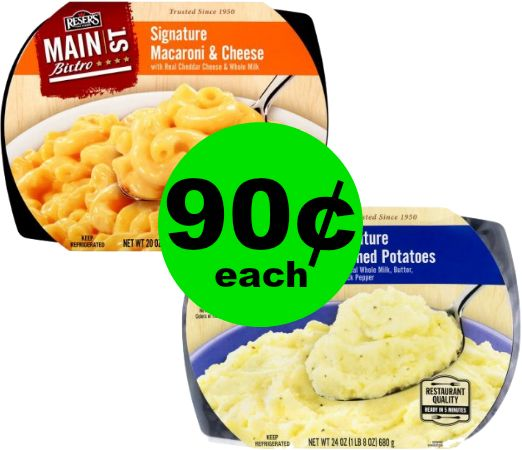 Stuck In a Side Dish Rut? Dig Out with 90¢ Reser's Side Dishes at Publix! ~ This Week Only!