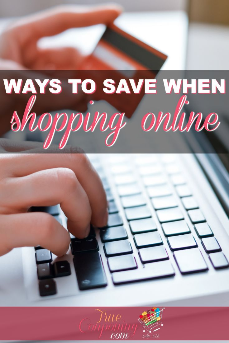 Saving money online isn't as difficult as it seems. You can make your money stretch and get everything you need with these tips! #truecouponing #savings #shopping #onlineshopping #savingmoney