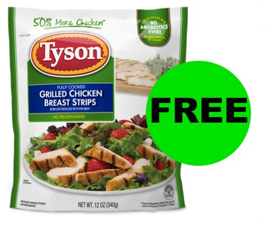 It's Chicken for Dinner! FREE Tyson Refrigerated Chicken Strips at Publix! ~ Ad Starts Today!