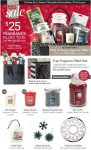 Yankee Candle Black Friday Ad Scan 2017 {Doors Open 6 PM Thanksgiving Day!}
