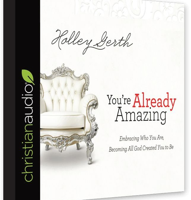 FREE You're Already Amazing Audiobook!