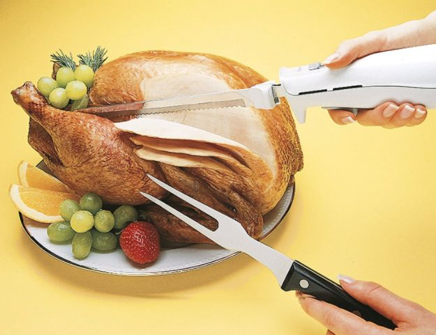 The Best Tool for Carving That Turkey!