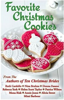 FREE Favorite Christmas Cookies eBook!