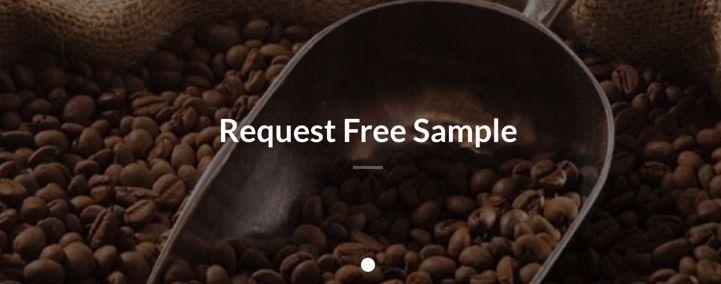 FREE Better Cup Of Joe Coffee!