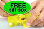 FREE GoodRx Pill Box! {Get Your Vitamins Organized!}