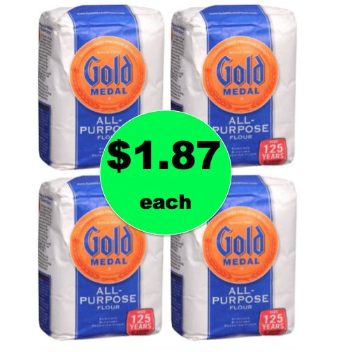 Stock Up {or Donate} Gold Medal Flour ONLY $1.87 Each at Walgreens! {NO Coupons Needed!} ~ This Week!