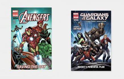 FREE Comic Books!