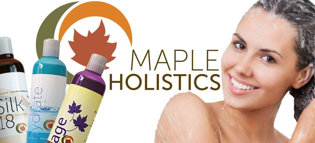 FREE Maple Holistic Hair Product!