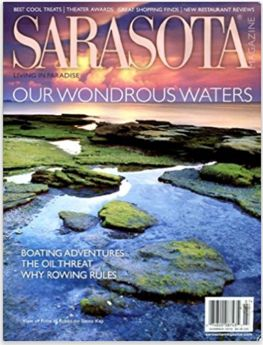 FREE One-Year Subscription to Sarasota Magazine!