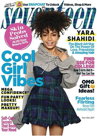 FREE One-Year Subscription to Seventeen Magazine!