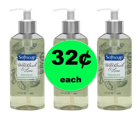 Wash Up for Less! Pick Up 32¢ Softsoap Premium Hand Soaps at Target! ~Happening Now!