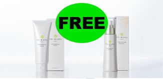 Did You Request Your FREE Te Mana Beauty Product?