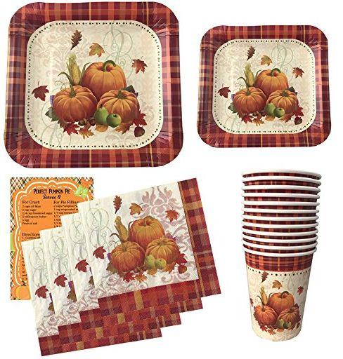 Make Thanksgiving Dinner Clean Up a Breeze!