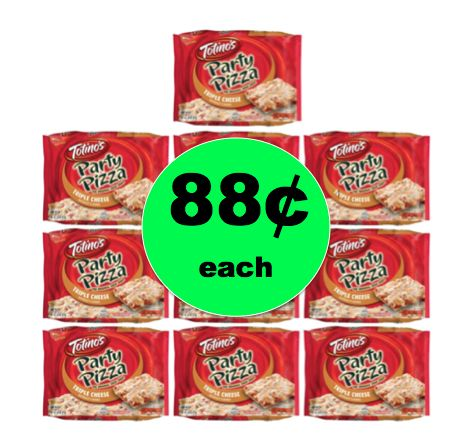 Fill Up the Freezer with 88¢ Totino's Party Pizzas at Winn Dixie {NO Coupon Needed}! ~Sat & Sun ONLY!