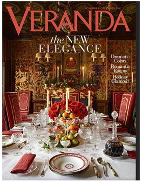 FREE One-Year Subscription to Veranda Magazine!