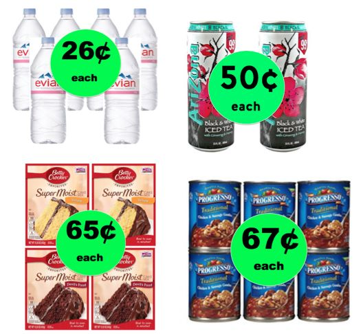 FOUR (4!) Deals 67¢ Each or Less {Some as low as 26¢!} at Winn Dixie ~ Ad Starts Today!