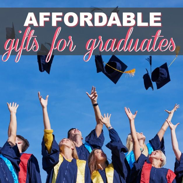 Affordable Gifts For Graduates