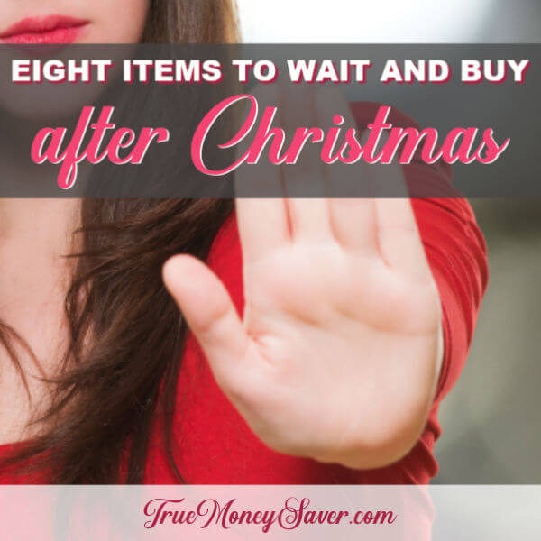 After Christmas Sales – Save The Most Money On These 8 Items