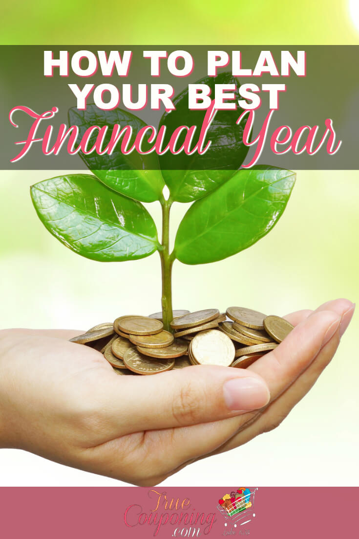 Ready to start the new year with a new financial outlook? Start by planning your best financial year ever right now with these tips! #truecouponing #financialfreedom #debtfree #debtfreecommunity #bestyearever