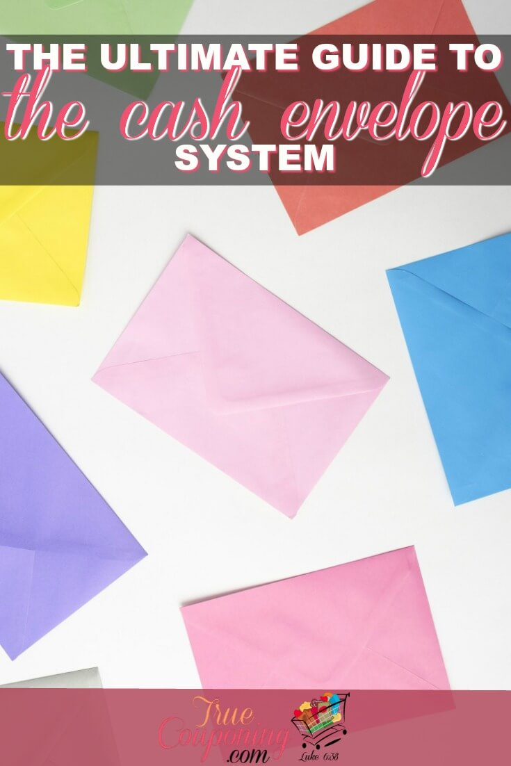 Need to start controlling where your money goes each month? The Cash Envelope System is an easy way of budgeting and will keep accountable and on track! #truecouponing #budgeting #debtfree #cashenvelopes #debtfreecommunity